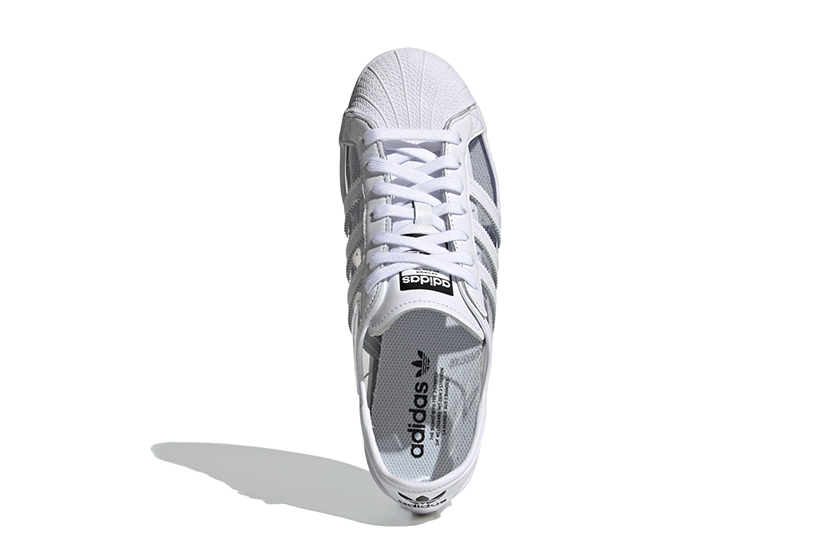 adidas originals superstar transparent pvc sneaker