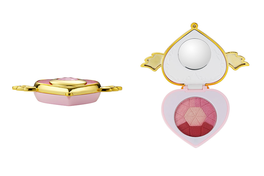 Sailor Moon Eternal Crisis Moon Compact Eyeshadow Flat Style