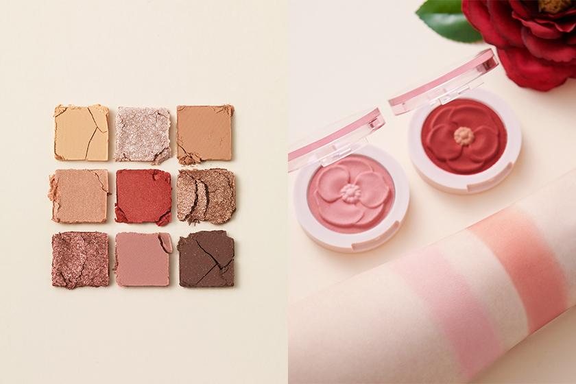 Innisfree JEJU Color Picker Camellia Makeup Collection