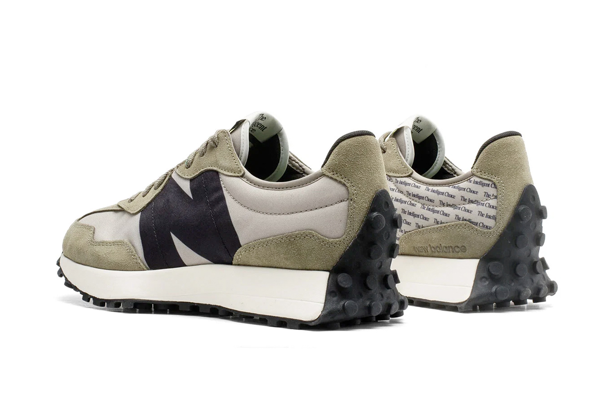 new balance 327 intelligence choice outer space olive 2021