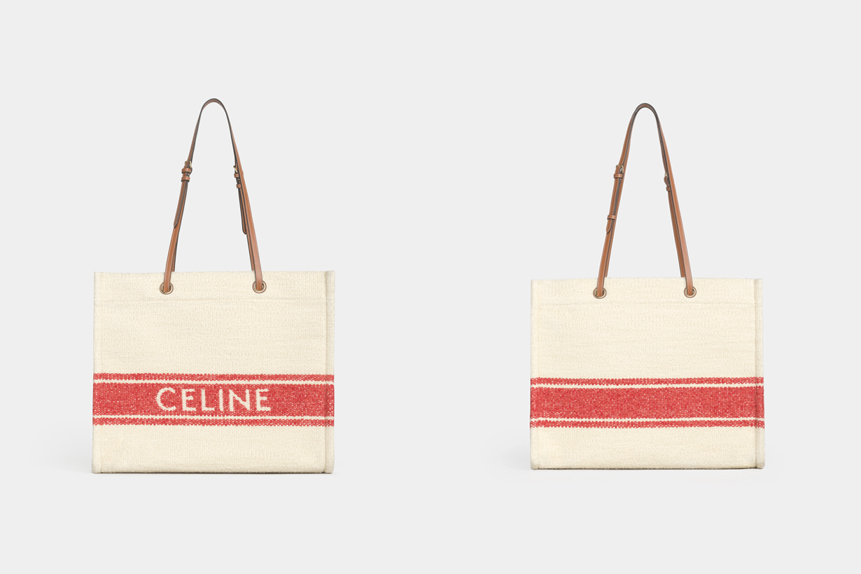 celine Squared Cabas Plein soleil summer 2021 handbags