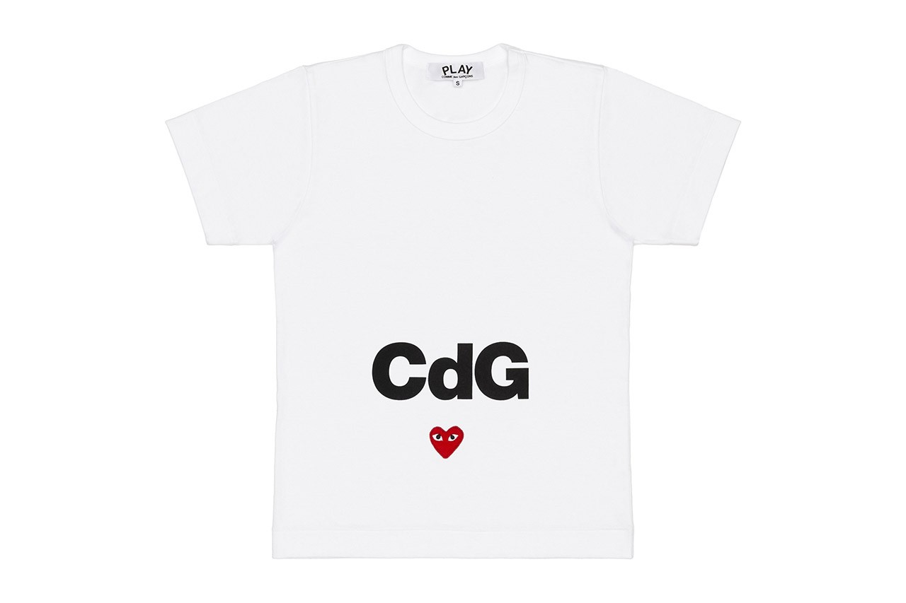 COMME des GARCONS PLAY Nike Collaboration