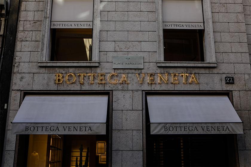 bottega veneta social media disappearance strategy statement insight Kering's CEO