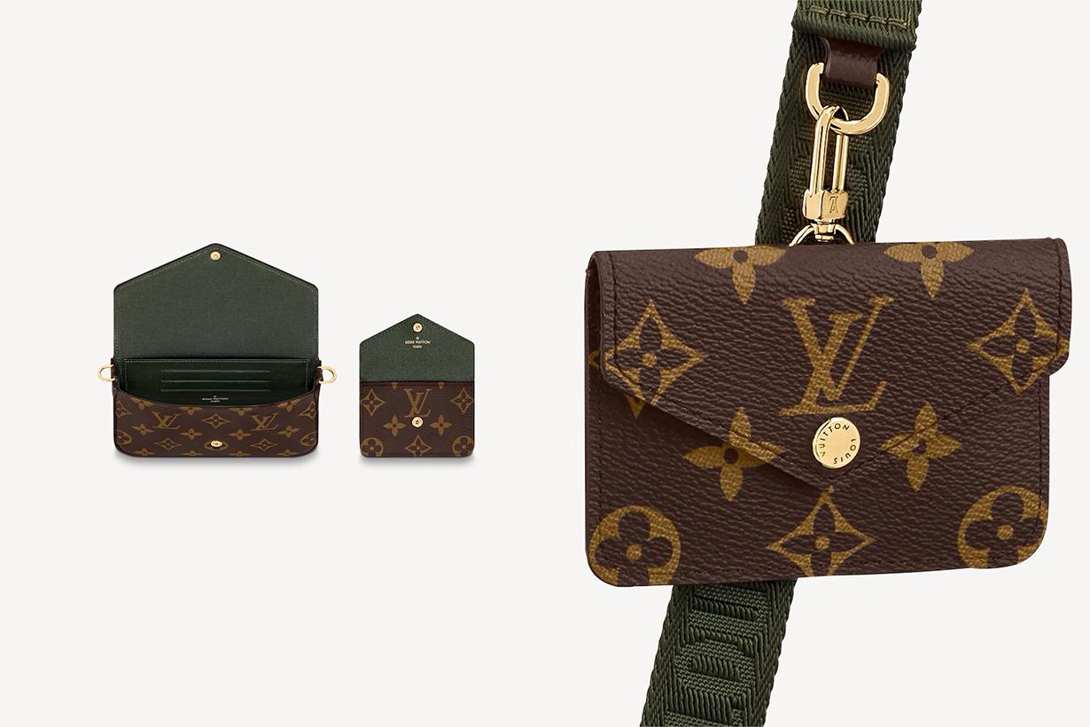 Louis Vuitton FÉLICIE STRAP & GO 2021 handbags