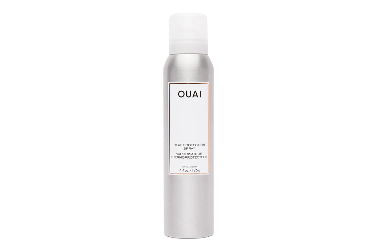 Hair care products Dyeing Hair Hairstyles Hair styling Hair Care Colour Protection Heat Protection ORIBE Serene Scalp Exfoliating Scrub CHRISTOPHE ROBIN Color Shield Mask OUAI Heat Protection Spray