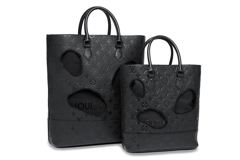 louis vuitton rei wakakubo bag with holes rei wakakubo 2021