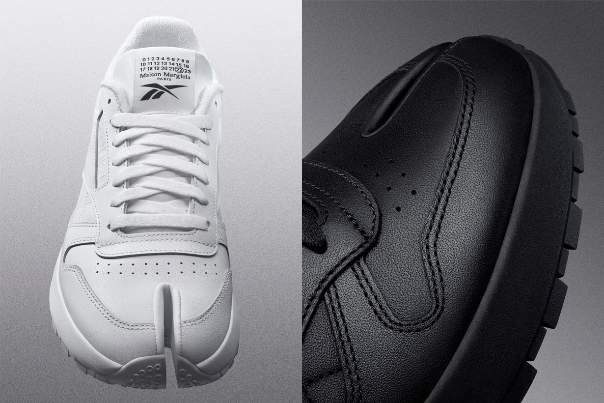 reebok maison margiela classic sneakers where how buy 2021