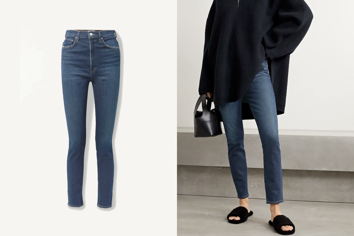 skinny jeans 2021 fashion trends SS