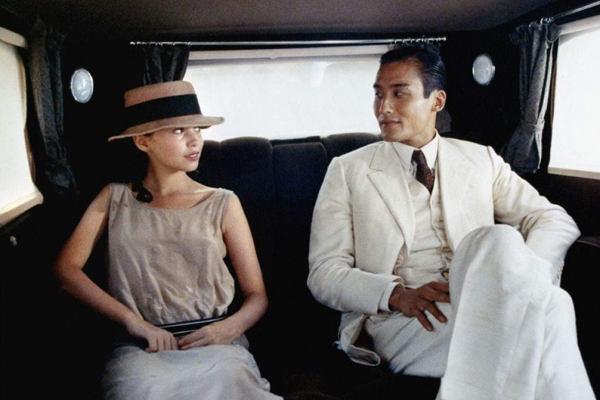 The Lover L'amant  Jane March Tony Leung Ka Fai Jean-Jacques Annaud  Marguerite Duras Love story Love Movie Romantic Movies