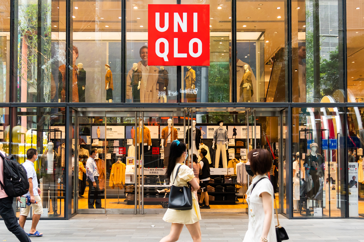 uniqlo zara inditex value fashion business