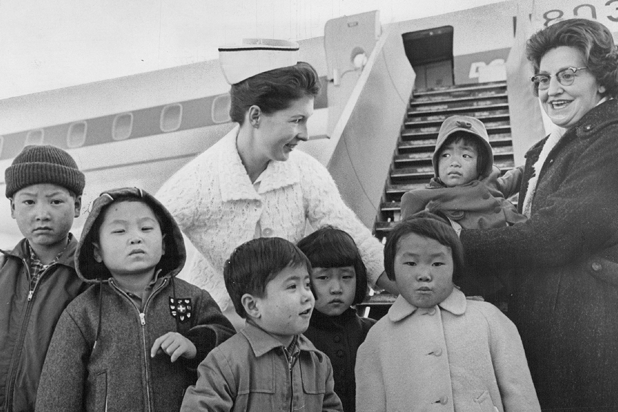 Korea Orphans Export Country Adopting Orphans Orphanages Kevin Kreider Bling Empire Netflix Reality Show