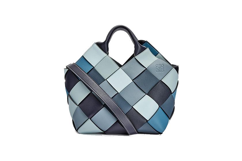 Loewe The Surplus Project Woven Basket Bag