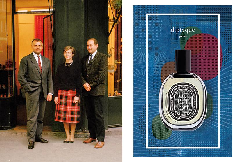 diptyque 60th Orpheon Perfume