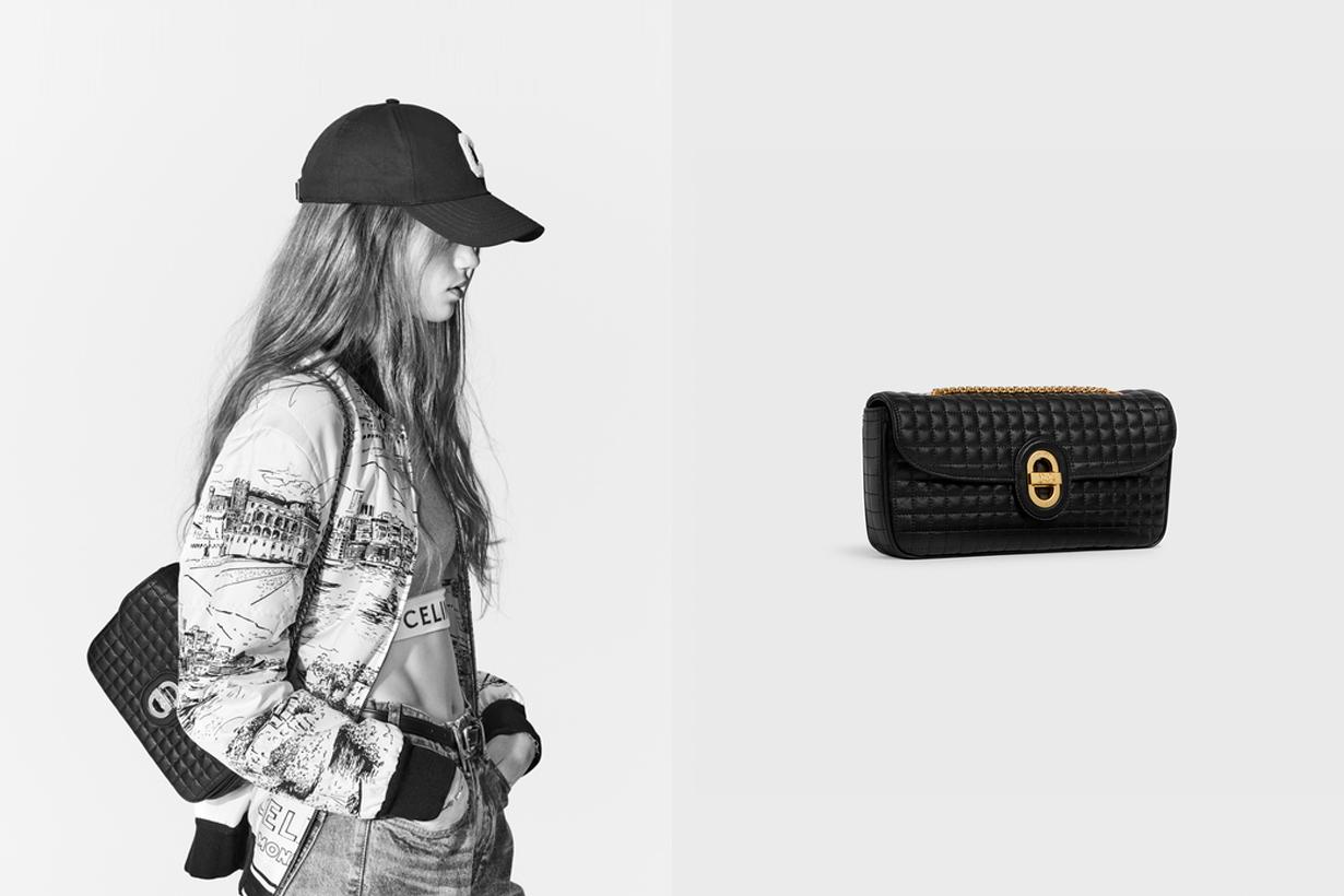 Celine MEDIUM CHAIN SULKY BAG 2021ss handbags