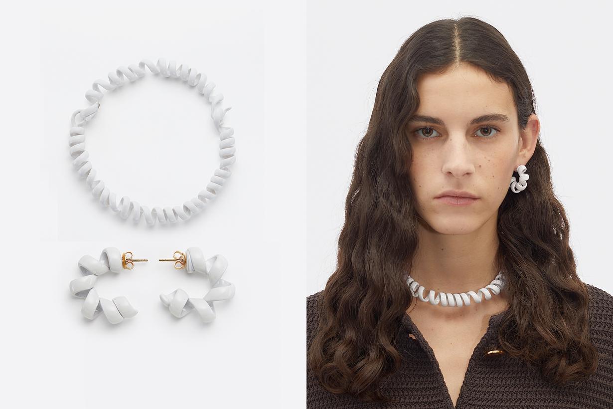bottega veneta hair ring accessories diet prada 2021 SS