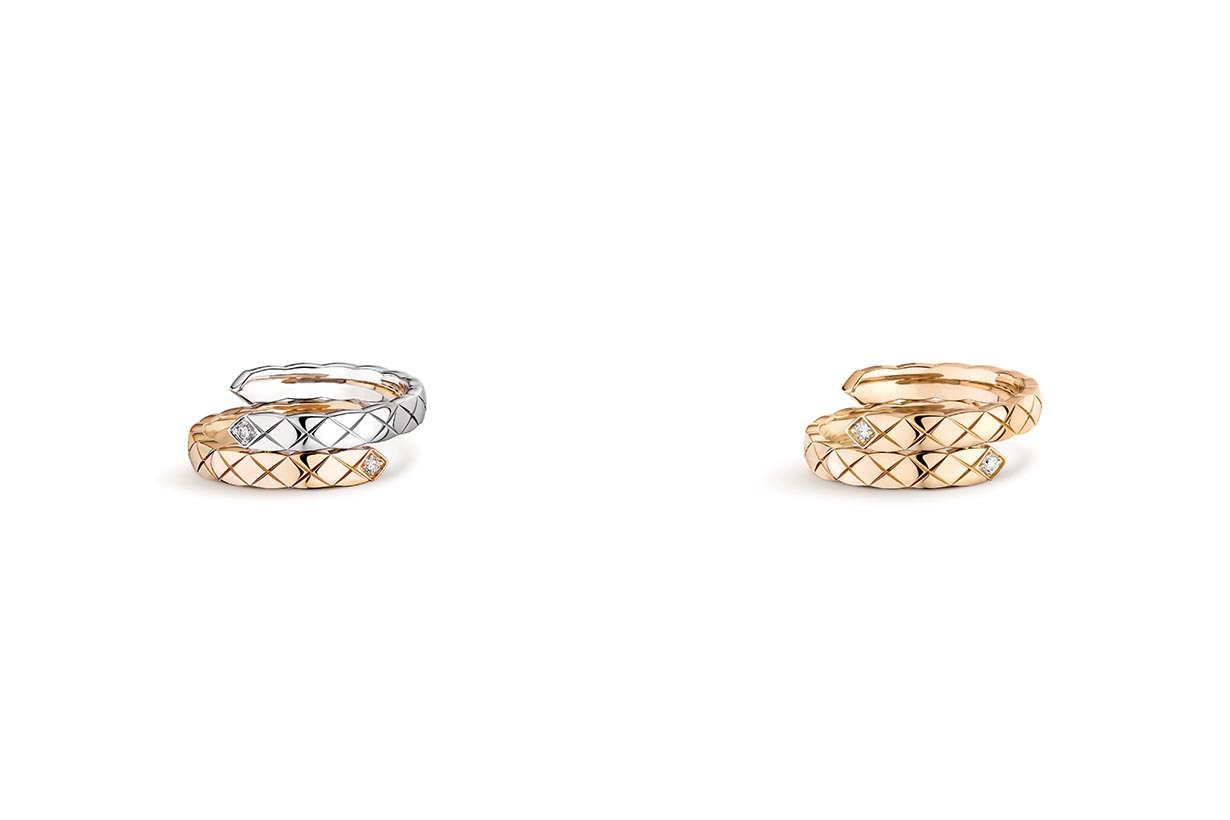 chanel coco crush toi et moi 2021 new rings