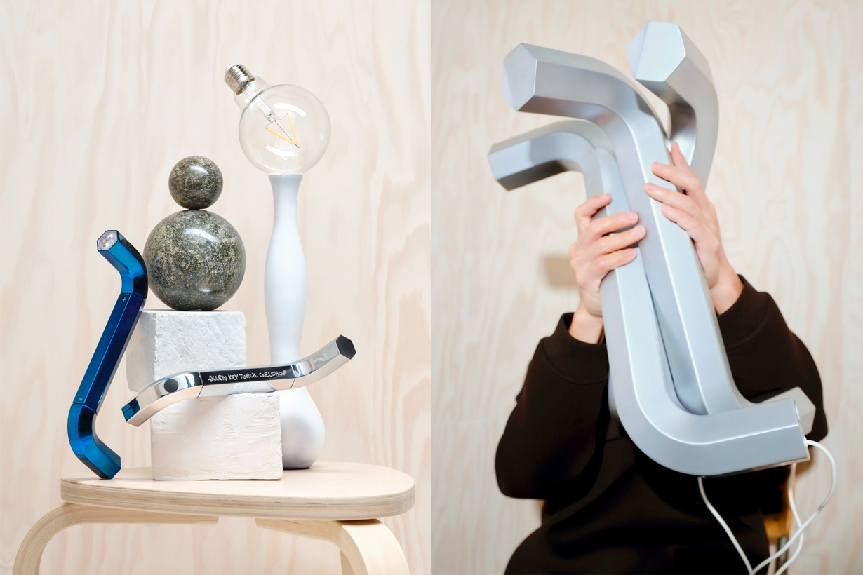 ikea daniel arsham 2021 art event falling clock when where buy collabration
