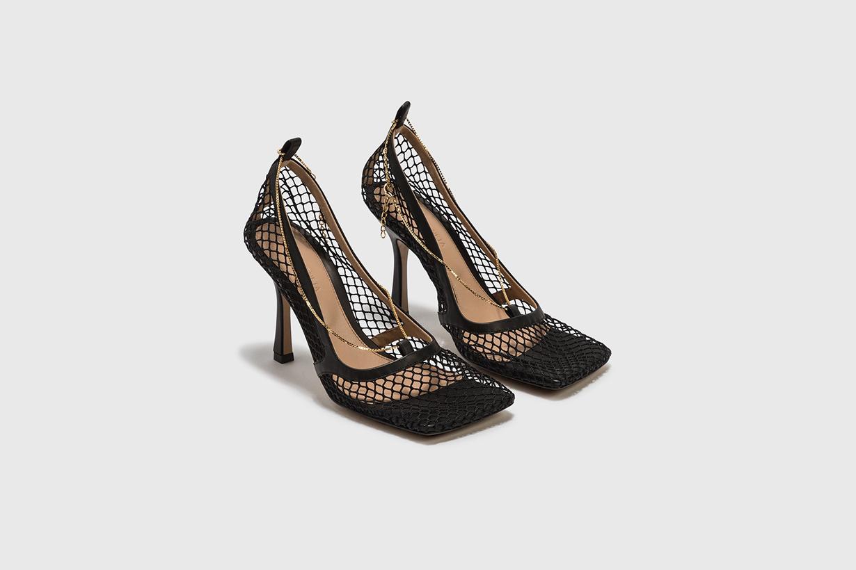 spring summer sandals pumps prada bottega veneta jacquemus 2021 shoes