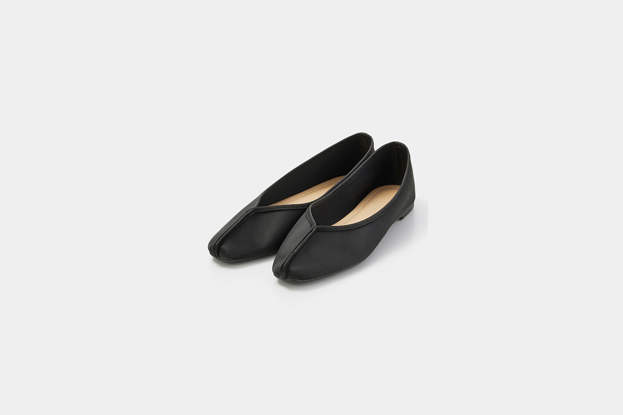 GU China flat shoes 2021ss
