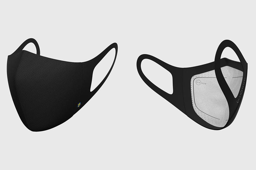 Face Mask AIRNUM 2.0 URBAN AIR MASK LITE AIR MASK