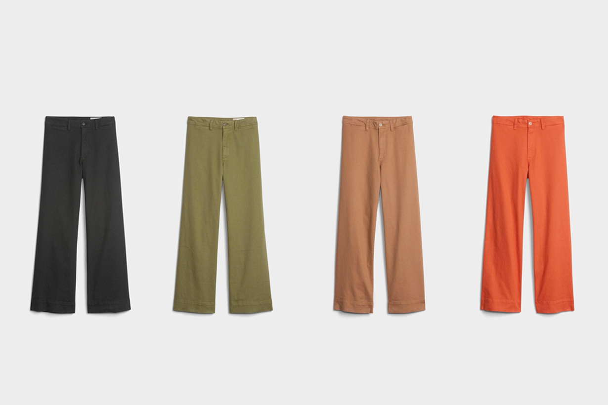 gap pants look thin 2021 which item women