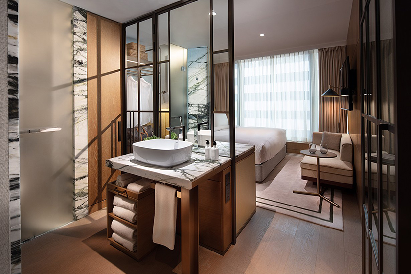 hong kong staycation The Hari luxury style