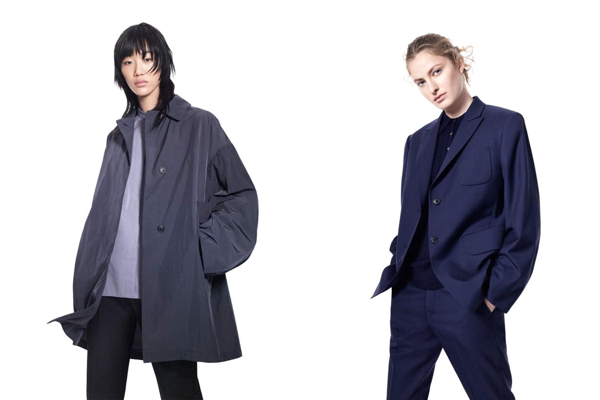 UNIQLO +J Jil sander 2021 ss Lookbook items all where when buy how