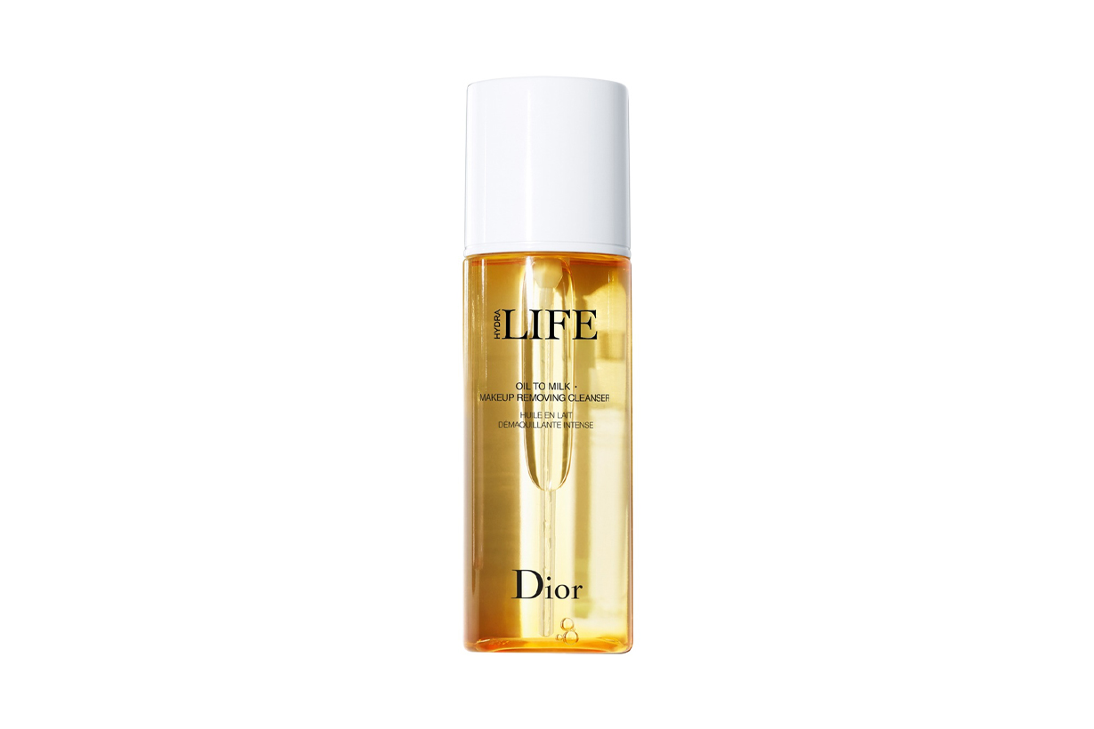 Makeup Remover Makeup Removal Skincare Products DIOR BEAUTY HYDRA LIFE OIL TO MILK MAKEUP REMOVING CLEANSER SHU UEMURA Porefinist2 Sakura Refreshing Cleansing Oil