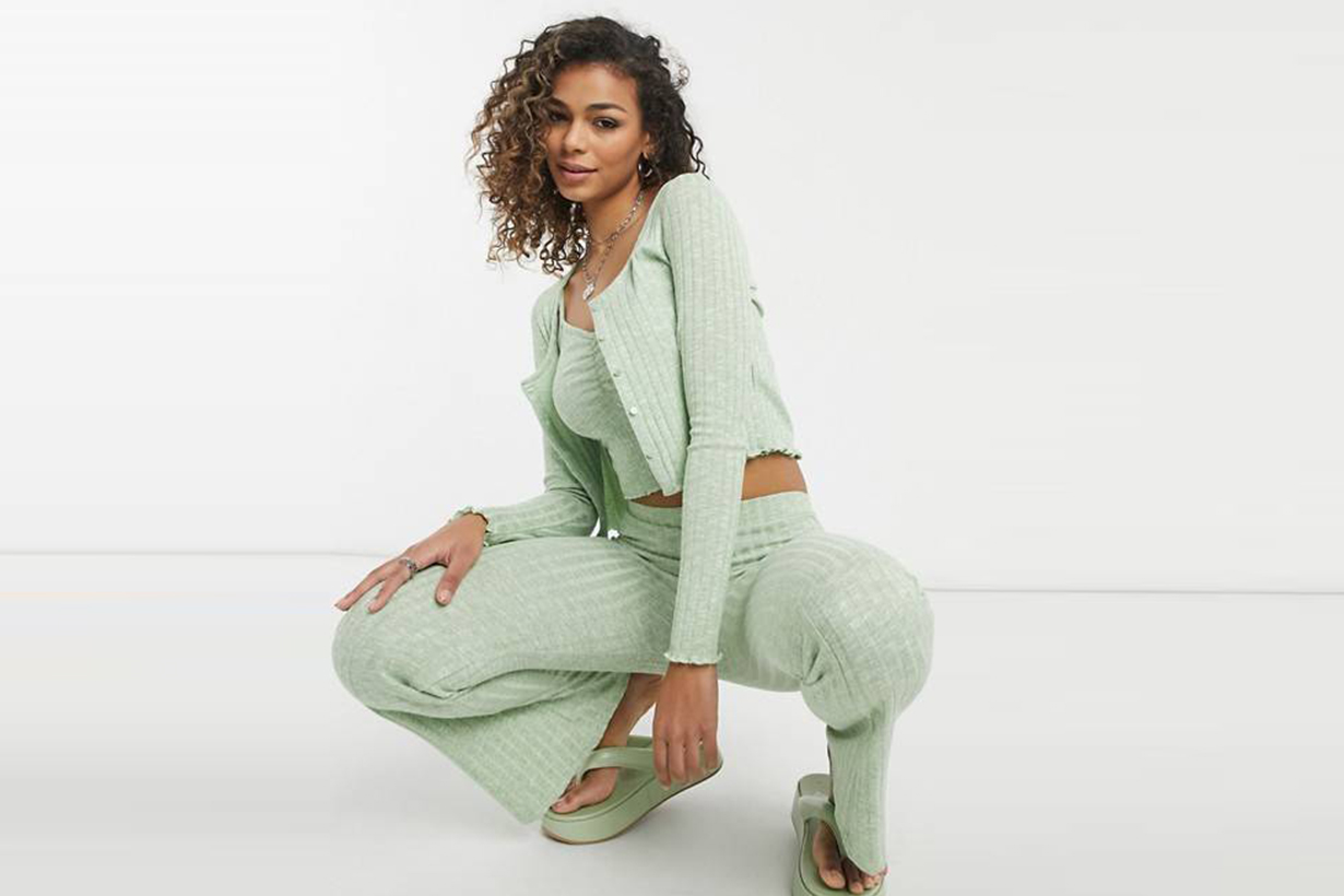 two piece sets for women 2021 fashion trends