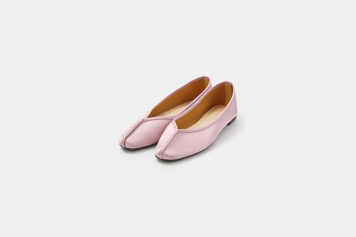 GU China flat shoes 2021ss