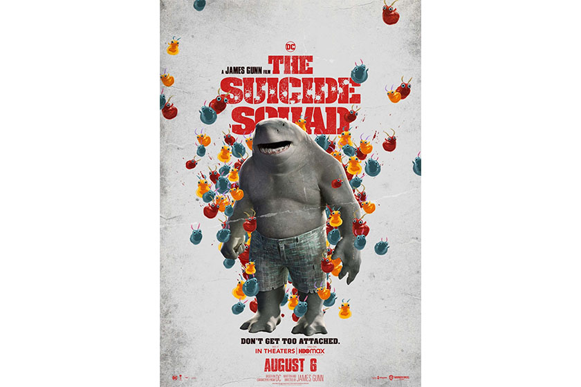 the suicide squad trailer harley quinn king shark