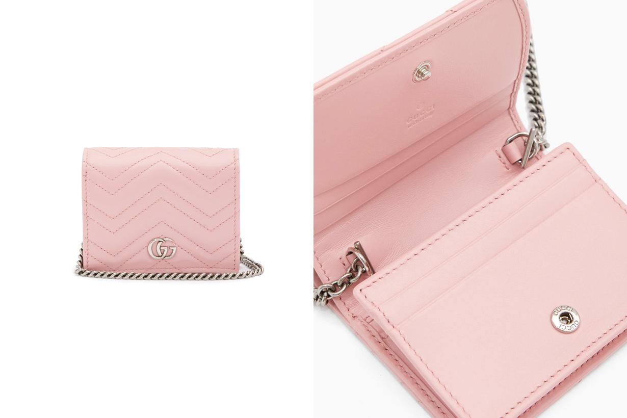 wallet on chain gucci loewe balenciaga saint laurent 2021