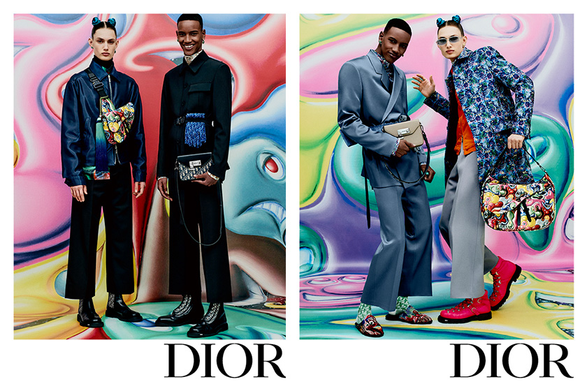 Dior Lock Handbags 2021 Men Fall