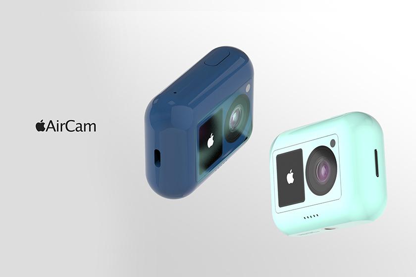Apple AirCam Concept Design AntonioDeRosa