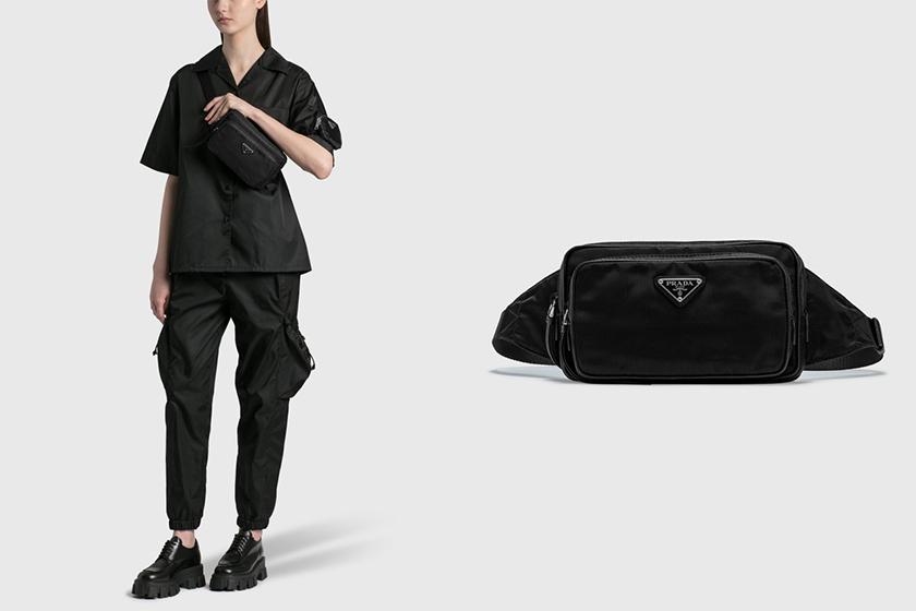 Prada Belt Bag Tote Bag Small Pouch Crossbody Bag
