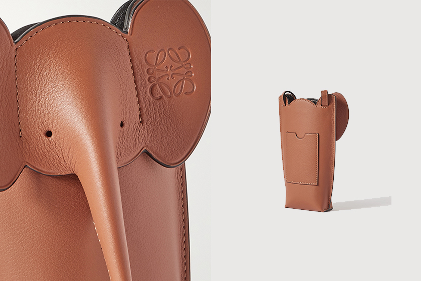 Loewe Elephant Phone Bag Mini Bag