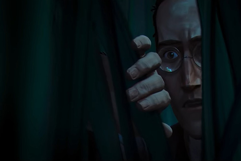 Netflix love death robots 2 trailer animated series