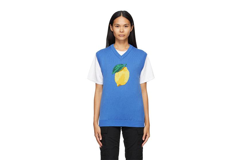 AWAKE NY Blue Lemon Vest