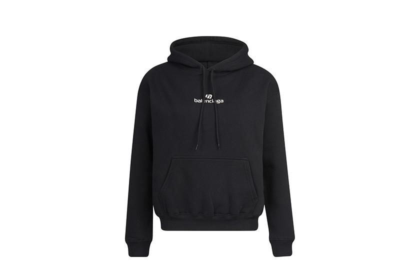 BALENCIAGA Small fit hoodie