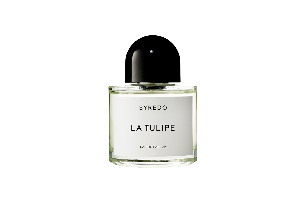 Perfume Fragrances for Spring Summer 2021 MAISON MARGIELA REPLICA Lazy Sunday Morning Eau de Toilette LE LABO Iris 39 Liquid Balm BYREDO LA TULIPE EAU DE PARFUM