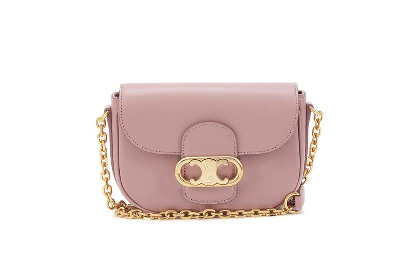 Small Triomphe Maillon bag