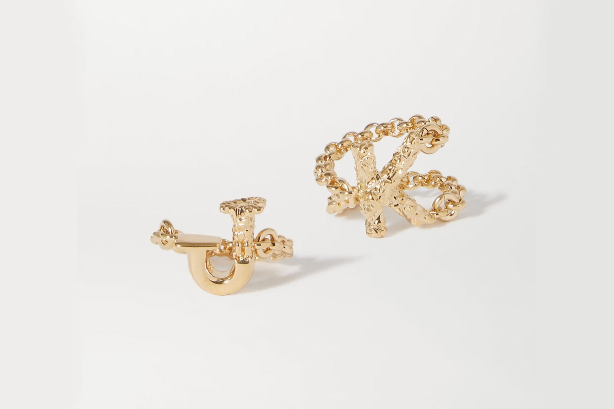 loewe Alphabet ring 2021 where buy elegant