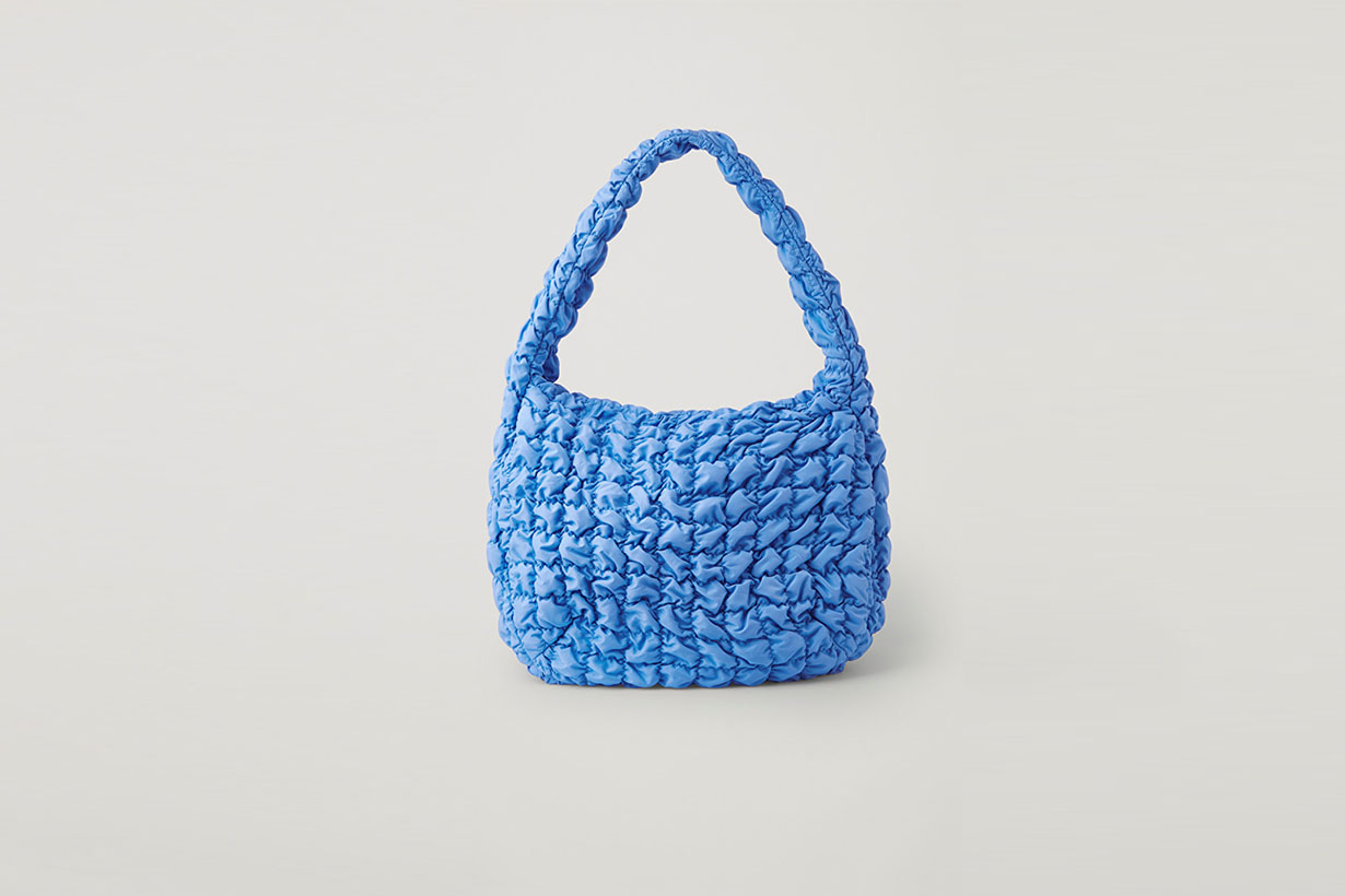 COS The Quilted Bag handbags 2021ss