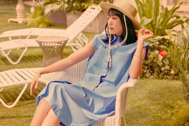 Aragaki Yui Gakki H&M Ambassador all items 2021