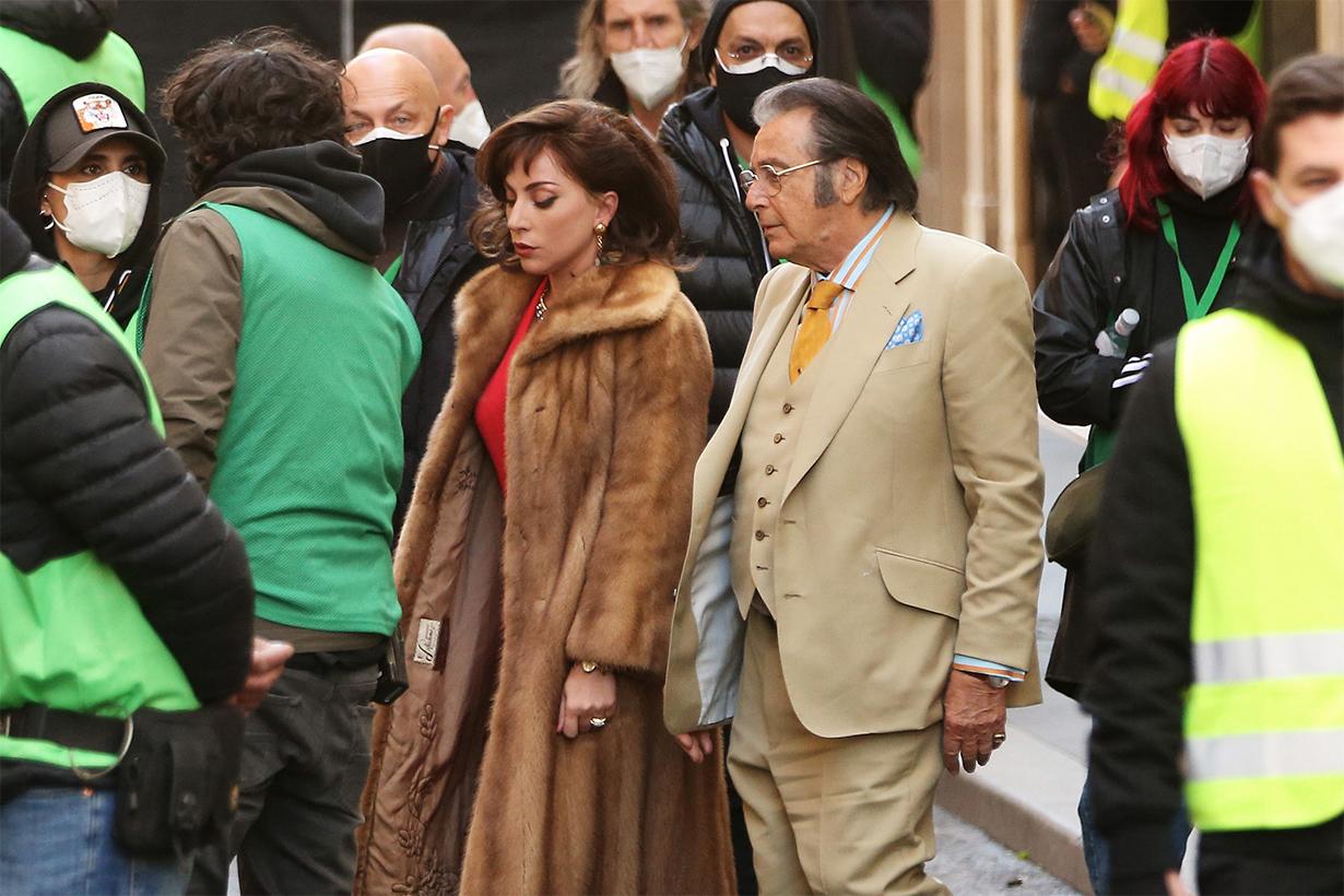 house of gucci movie lady gaga Adam driver ridley Scott family criticism response Patrizia Gucci