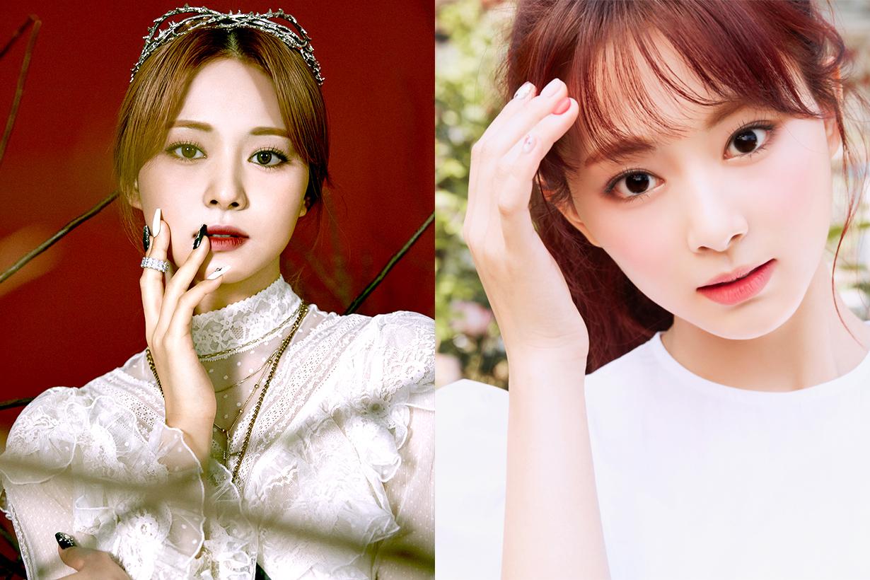 TWICE Chou Tzu Yu Celebrities Makeup Tips How to draw natural eyebrows korean youtuber jeyu