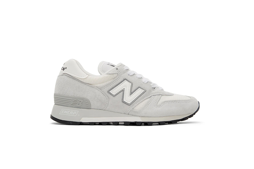 White Made In US 1300 Sneakers