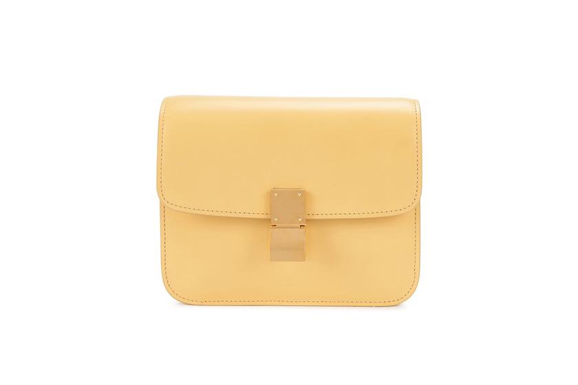 Teen Classic Bag In Box Calfskin
