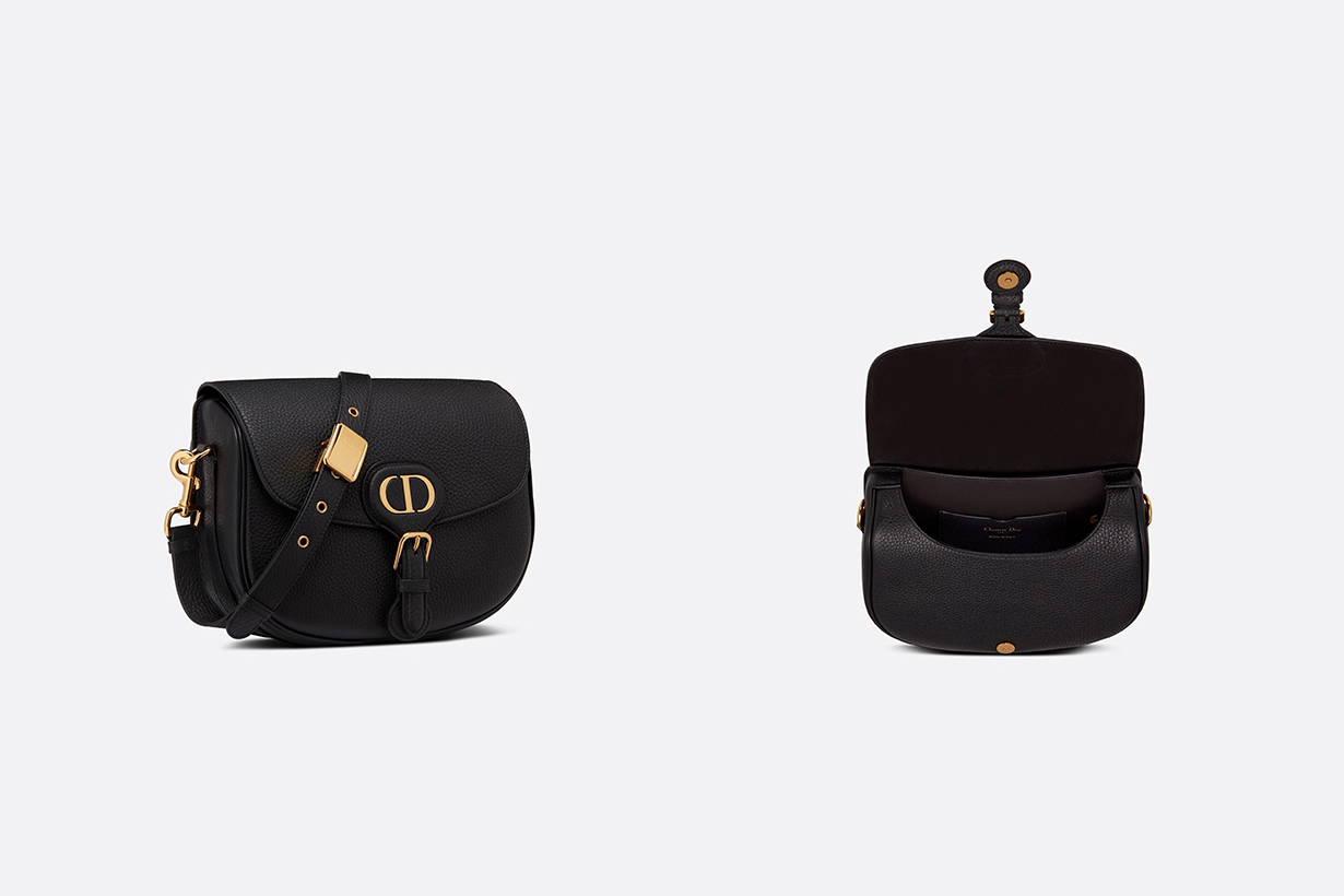 dior bobby bag now comes in grained calfskin handbags 2021
