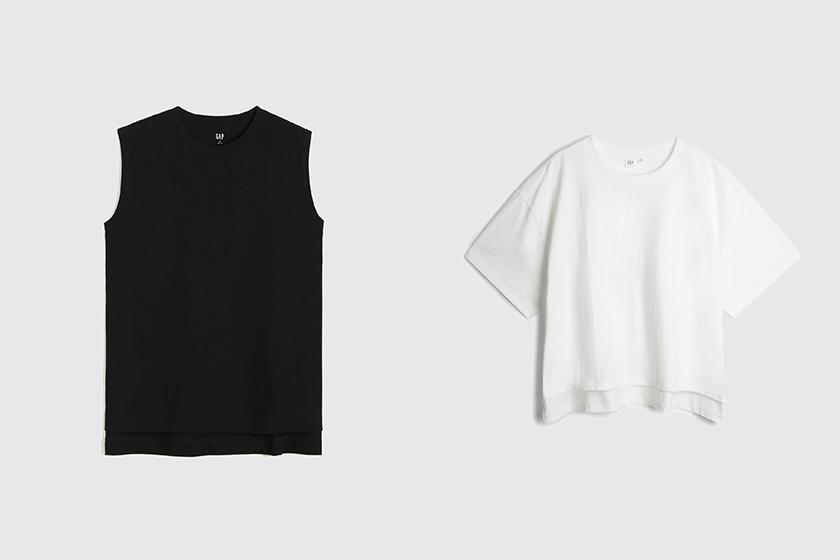 Gap T-shirt 2021 ss